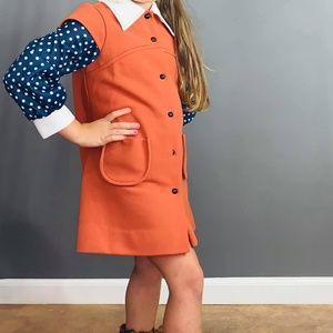 ILGWU Vintage 1950s Dress - Mint Condition   Love